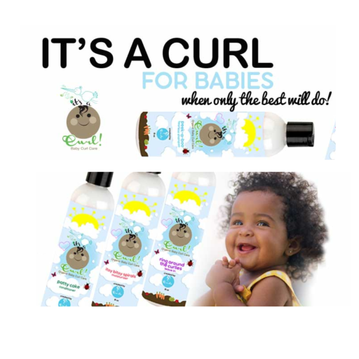 It's A Curl Baby